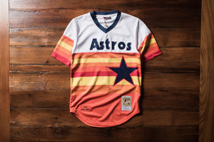Mitchell & Ness Nolan Ryan 1980 Authentic Jersey Houston Astros
