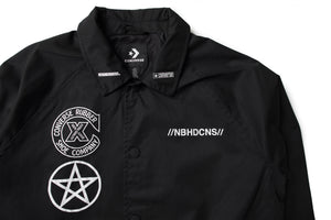 NBHD x Converse 'Built for the Ride'  Coach's Jacket