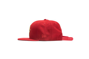 New Era New Orleans Pelicans 2Tone 9Fifty Snapback - Red/Red/Grey