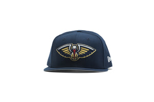 New Era New Orleans Pelicans Team Color 9Fifty Snapback - Navy