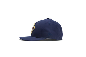 New Era New Orleans Pelicans Low Profile 59Fifty Fitted - Navy