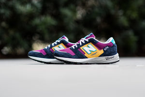 New Balance MTL575LP - Navy/Yellow/Purple