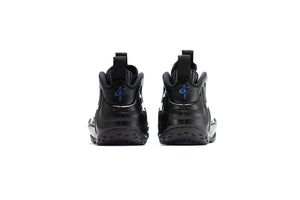 Nike Air Foamposite One - Black/Game Royal/White