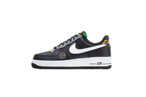 Nike Air Force 1 '07 LV8 'Urban Jungle' - Black/White/Dark Grey