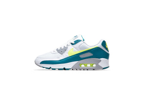 Nike Air Max III - White/Hot Lime/Spruce/Grey Fog