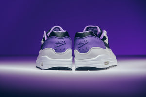 Nike Air Max 1 DNA CH. 1 - White/Black/Purple Punch