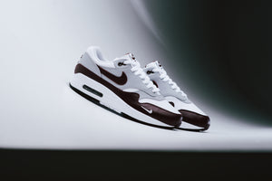 Nike Air Max 1 Premium  White/Mystic Dates/Wolf Grey