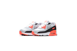 Nike Air Max 90 QS (PS) - White/Black/Cool Grey