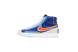 Nike Blazer Mid '77 Infinite - Deep Royal Blue/Chile Red
