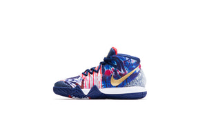 Nike Kybrid S2 (GS) - Blue Void/White/Metallic Gold