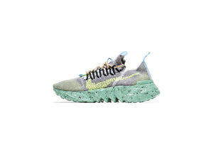 Nike Space Hippie 01 - Wolf Grey/Volt/Black/White