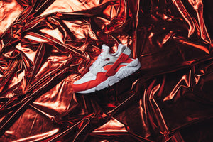 Nike Air Huarache Run DNA Ch. 1 - White/University Red