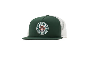Nike x Stranger Things Hawkins High Snapback - Green/White