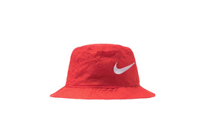 Nike x Stüssy Bucket Hat - Habanero Red