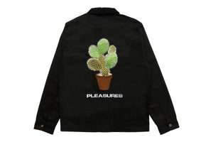 Pleasures Spike Chore Jacket - Black