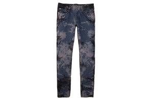 Purple Brand Slim Fit Jeans - Purple Overcast Denim