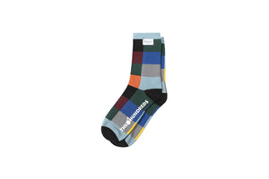 The Hundreds Patchwork Socks - Multi
