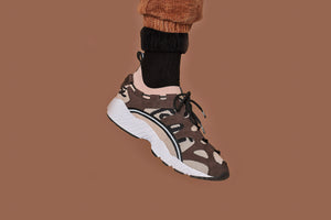 Patta x Asics Gel-Mai Knit - Rose Cloud/Black