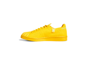 Adidas x Pharrell Williams Primeknit Superstar - Bold Gold