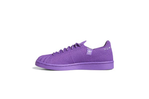 Adidas x Pharrell Williams Primeknit Superstar - Active Purple