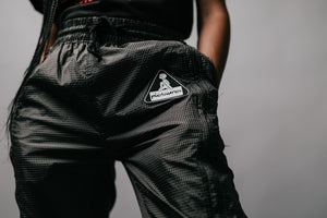 Pleasures Brick Tech Track Pants - Black