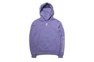 Politics Mini P Logo Hoodie - Pigment Purple