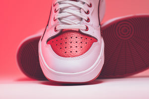 Public Enemy x Puma Sky LX - Puma White/High Risk Red