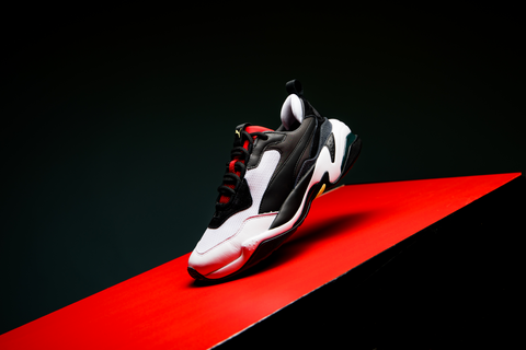 Puma Thunder Spectra - Black   Red 8035935b2
