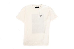 Purple Brand Hologram Tee - White