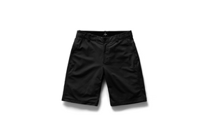 Reigning Champ Coach's Short - Black