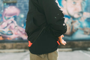 Rokit Time Out Anorak - Black