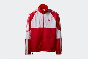 Adidas Originals x Oyster Holdings Track Jacket - Red