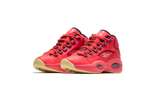 Hots Ones x Reebok Question Mid - Neoch/Black/Yellow