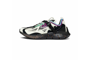 Reebok Zig Kinetica Concept 1 - Grey/Black/Purple/Green