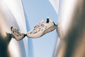 Reebok Zig Kinetica Concept Type 1 - Sand Stone/White/Rose Dust