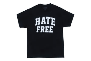 Pleasures Hate Free Tee - Black