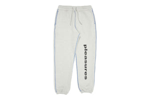 Pleasures Collapse Sweatpants - Heather Grey