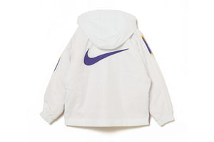 WMNS Nike x Ambush NBA Lakers Jacket - White