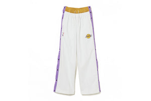 WMNS Nike x Ambush NBA Lakers Tearaway Pants - White