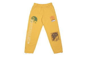 INDVLST Cubism Sweatpants - Mustard