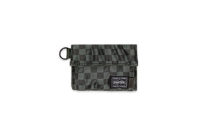 Vans Vault x Porter Wallet - Forest Night/Black Bag