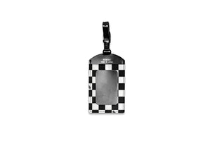 Vans Vault x Porter Luggage Tag - Black/White Checkerboard