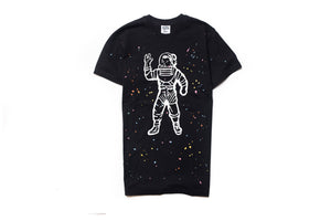 Billionaire Boys Club BB Astro Splatter SS Knit - Black