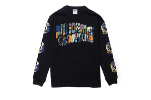 Billionaire Boys Club BB Abstrack Arch Knit - Black