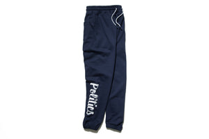 Politics Sweatpants - Navy/White