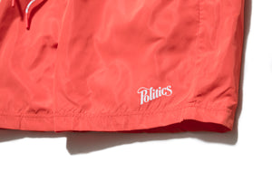 Politics All Day Shorts - Coral