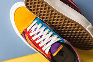 Vans OG Old Skool LX - Multi Suede