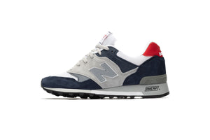 New Balance Made In UK 577 - Dark Blue/White