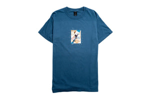 10 Deep Love N Death S/S - Blue