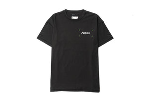Purple Brand Navigate Relaxed Fit Tee - Black